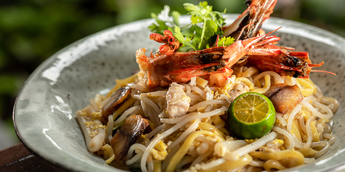 Hokkien Mee from The Gong by Drinks&Co. at Duo Galleria in Bugis, Singapore