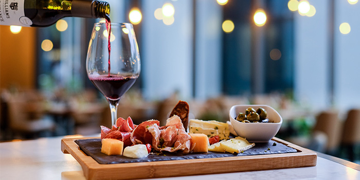 Express Platter from Winestone at Mercure Singapore on Stevens in Tanglin, Singapore
