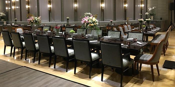 Big Room at Asia Restauran Ritz Carlton, Jakarta