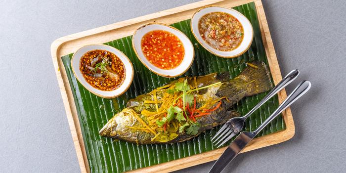 Special Dishes from Siam Soul Cafe at Akyra TAS Sukhumvit Hotel Bangkok 7 Sukhumvit 20 Alley Khlong Toei Bangkok