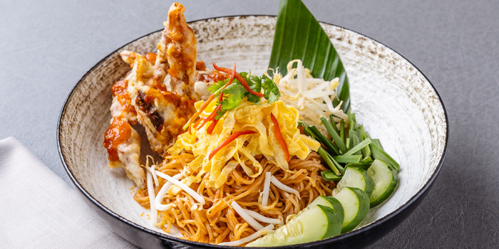 Special Dishes from Siam Soul Cafe at Akyra TAS Sukhumvit Hotel Bangkok 7 Sukhumvit 20 Alley Khlong Toei Bangkok