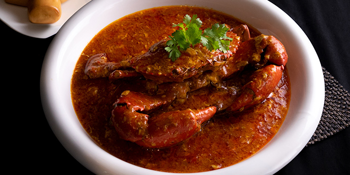 Sri Lankan Crab from TCC @ OSC in Orchard, Singapore