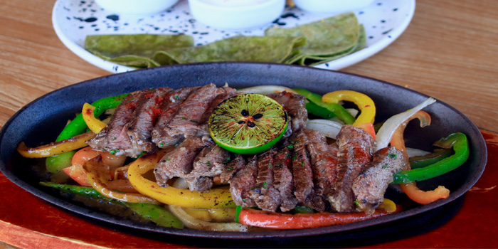 Steak-Fajitas from Unni