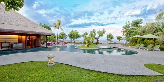 TAO Pool at The TAO Bali