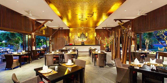 TAO Interior at The TAO Bali