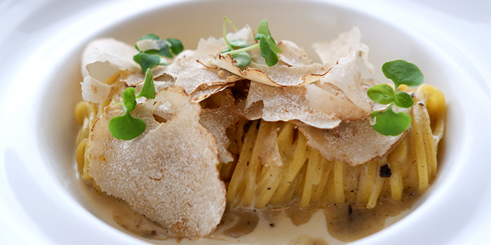 Alba Truffles Taglierini (15 Oct to 3 Nov) from The Lighthouse in Fullerton, Singapore