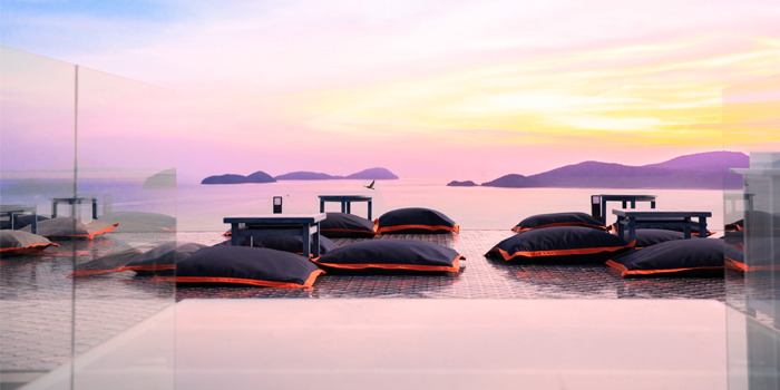 The View of Baba Nest at Sripanwa Resort & Spa, Panwa Cape, Phuket Thailand