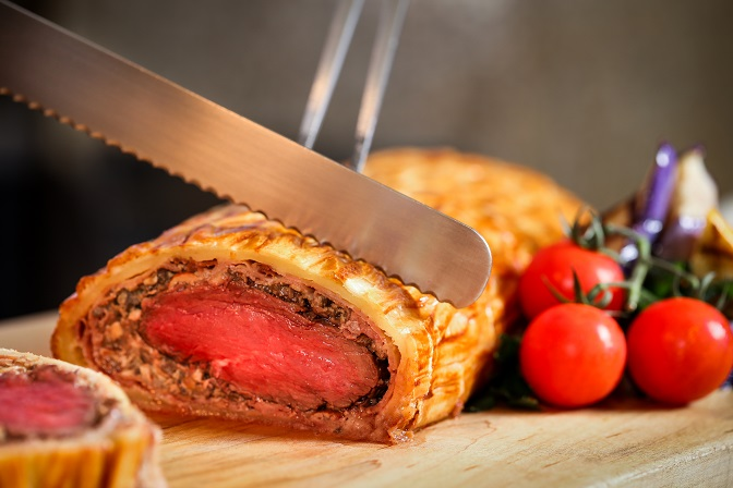 Beef Wellington, Cafe, Tsim Sha Tsui, Hong Kong