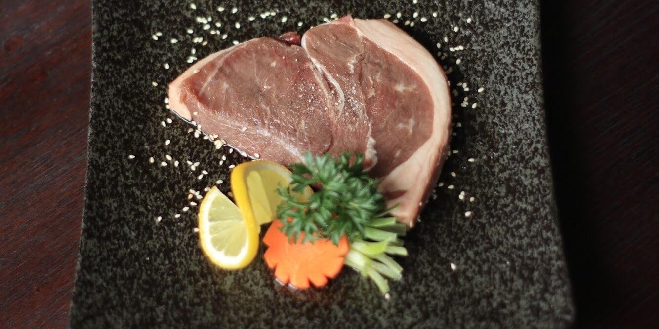Dish 7 Zin Hokkaido,<br> Gandaria