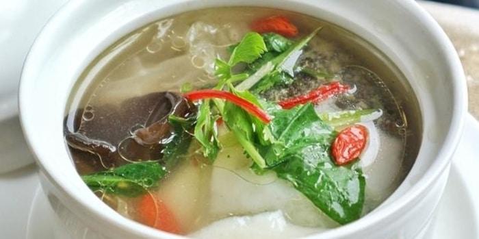 Dish 2 at Royal Silk Road
