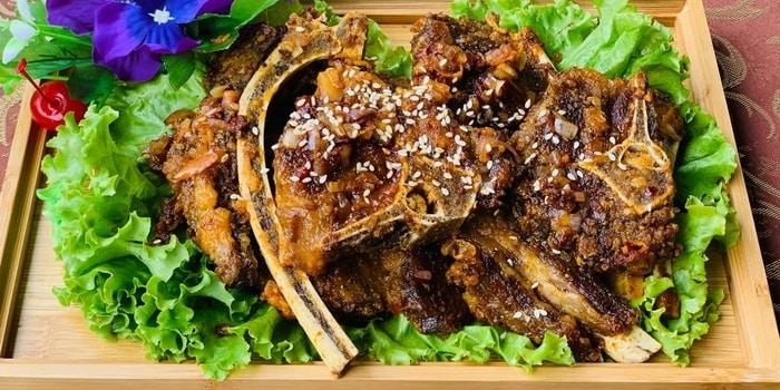 Dish 3 at Royal Silk Road