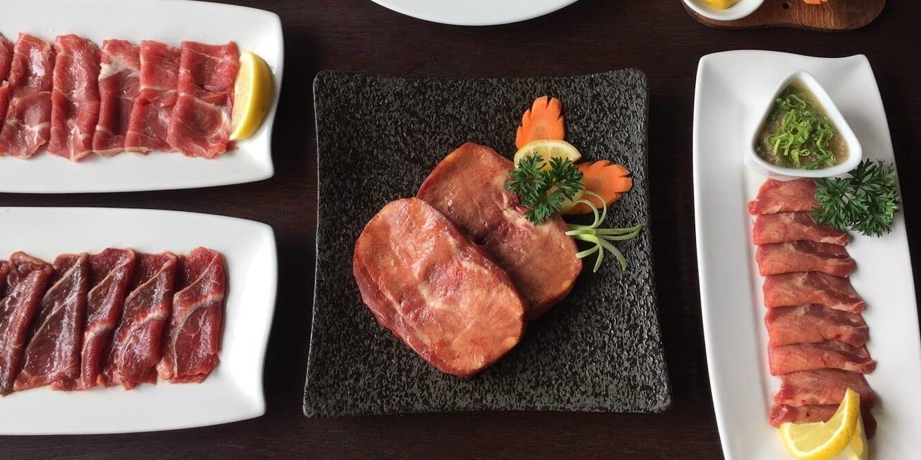 Dish 3 Zin Hokkaido,<br> Gandaria
