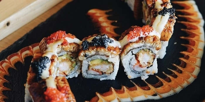 Dish 7 at Sushi Phe
