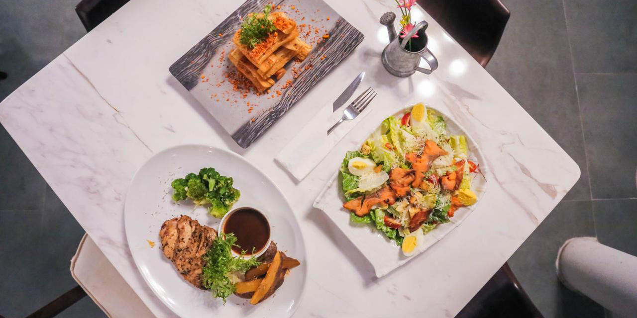 Dish 3 at Twelve Degrees Rooftop Bar & Lounge, Gading Serpong
