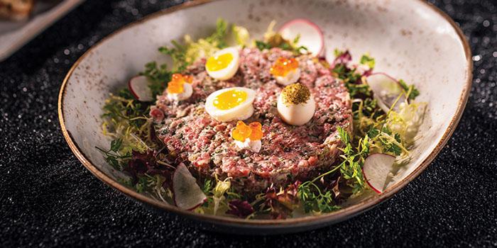 Beef Steak Tartare, Bostonian Seafood & Grill, Tsim Sha Tsui, Hong Kong