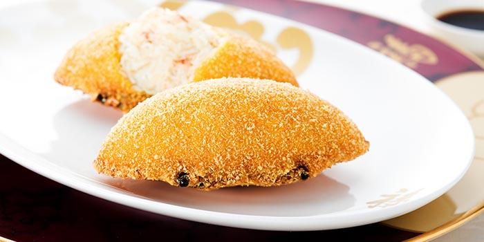 Baked Stuffed Crab Shell, Fook Lam Moon (Hong Kong), Wan Chai, Hong Kong