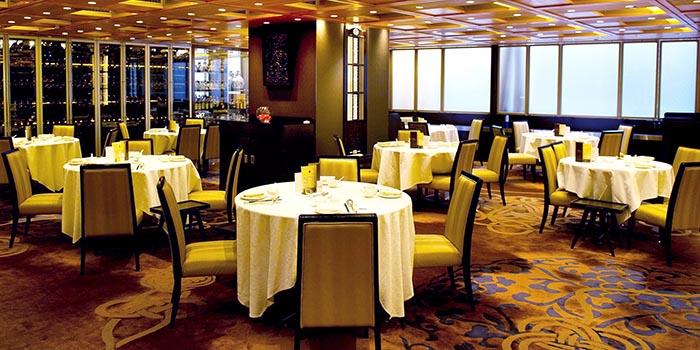 Dining Area, Fook Lam Moon (Kowloon), Tsim Sha Tsui, Hong Kong