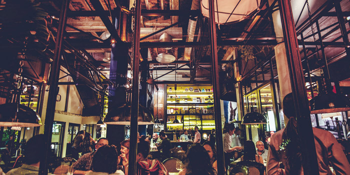 Ambience from Gigi - Dining Hall & Bar at 4 Sukhumvit 45 Alley Khlong Toei Nuea, Watthana Bangkok