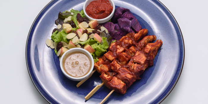 Chicken Skewer from Easy Health Bangkok at 44/4 Sukhumvit soi 21 Khlongtoey Neua, Watthana District Bangkok