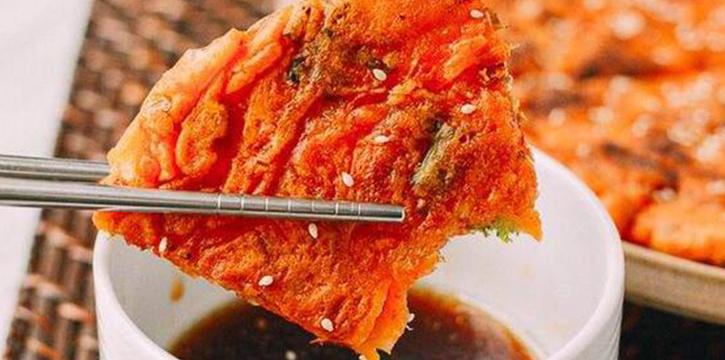 Kimchi Pancake from 2D1N Soju Bang in Tanjong Pagar, Singapore