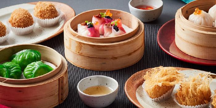 Dim Sum Selection from Chef Pom Chinese Cuisine by Todd at 662/52 Rama III Rd Bang Phong Phang, Yan Nawa Bangkok