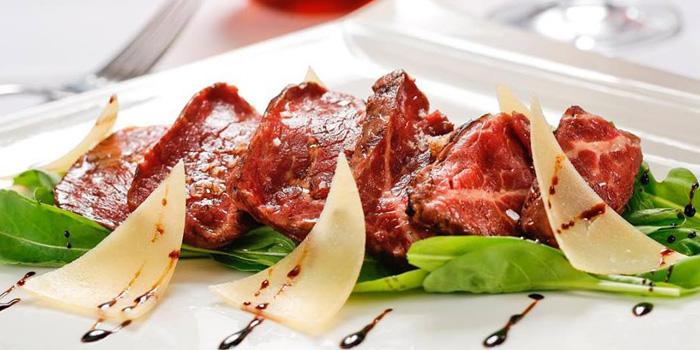 Grilled Steak from Opus Wine Bar at 64 Pan Road, Silom, Bangrak Bangkok