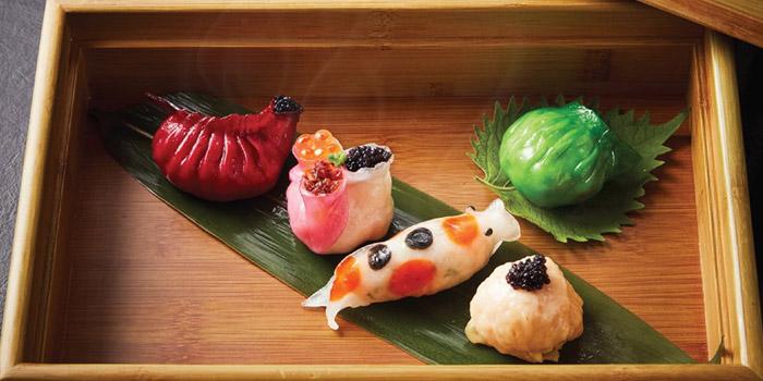 Mystery Box from Chef Pom Chinese Cuisine by Todd at 662/52 Rama III Rd Bang Phong Phang, Yan Nawa Bangkok