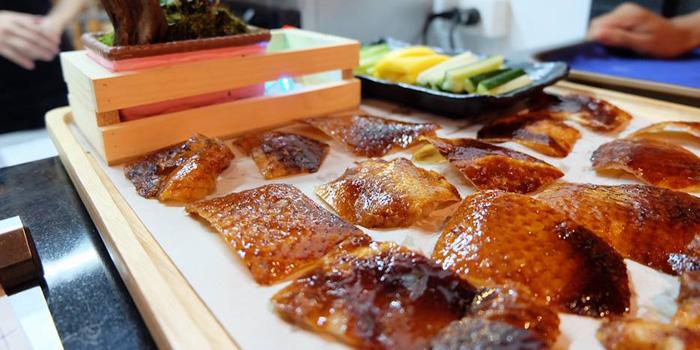 Peking Duck from Chef Pom Kitchen at 209/5 Charoen Nakorn Samre, Thon Buri Bangkok