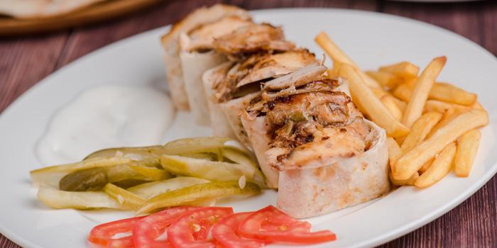 Signature Dish from Lebanese House Restaurant at 14 Soi Sukhumvit 11 Khlong Toei Nuea, Watthana Bangkok