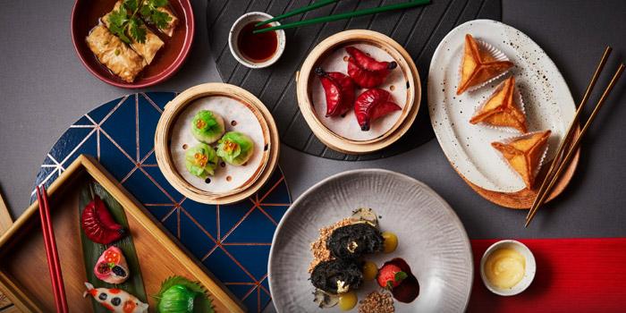 Signature Dishes from Chef Pom Chinese Cuisine by Todd at 662/52 Rama III Rd Bang Phong Phang, Yan Nawa Bangkok