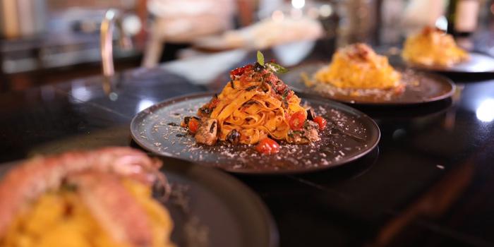 Signature Pasta from MAKI BAR - Firewood Grill Bangkok at 36/1, 2nd Floor, Soi Prompak Klongton Nuea, Wattana Bangkok