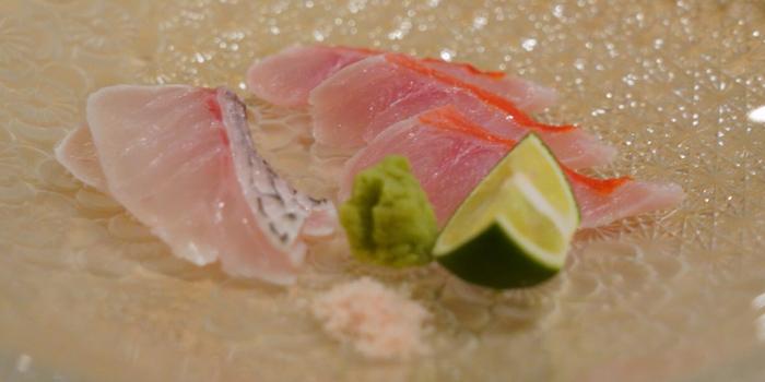 Tasting Menu from Kappo Hisa at 66/4 Mille Malle Sukkumvit 20, G Floor, Room 103 Soi Sukkumvit 20 Klongtoey Bangkok