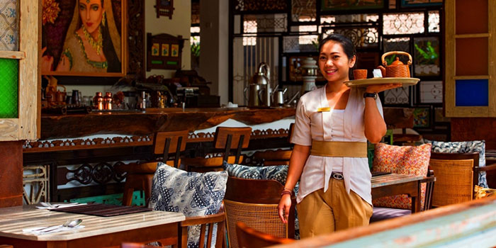 Vibe from Asian Spice Restaurant, Legian, Bali