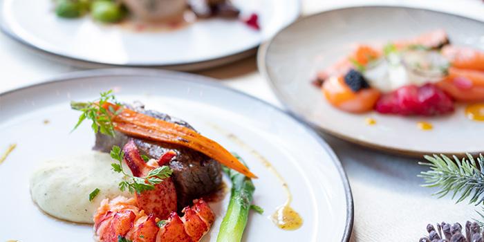 Festive Food Spread (4 Nov to 30 Dec) from La Brasserie in Fullerton Bay Hotel
