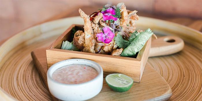 Food from Simply Social, Ubud, Bali