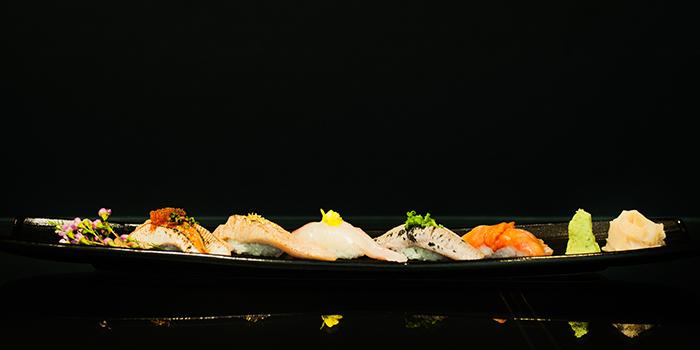 Sushi from Teru Sushi in Tiong Bahru, Singapore