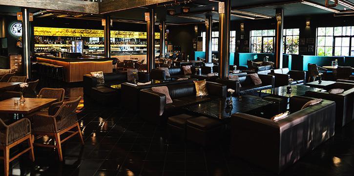 Interior from Jaan Bali Restaurant
