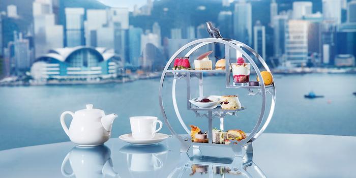 Afternoon Tea, Sky Lounge, Tsim Sha Tsui, Hong Kong
