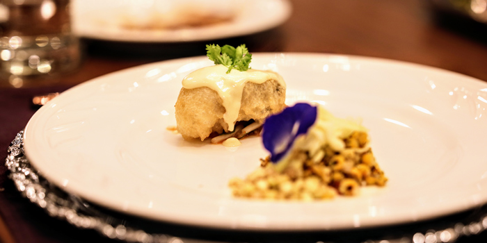 Special Dishes from Mighty Private Dining at 2 /1 Soi Prasertsit Khlong Tan Nuea, Watthana Bangkok