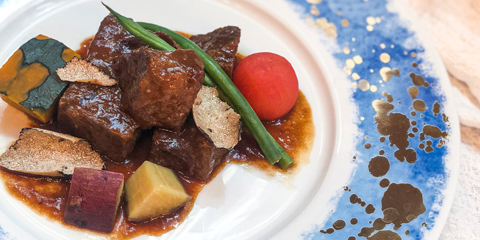 Australian Beef Cheek, Truffle House, Causeway Bay, Hong Kong