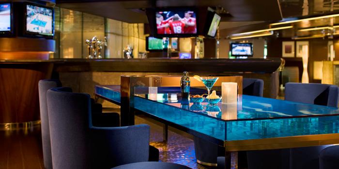 Bar Area, Velocity Bar & Grill, Chek Lap Kok, Hong Kong