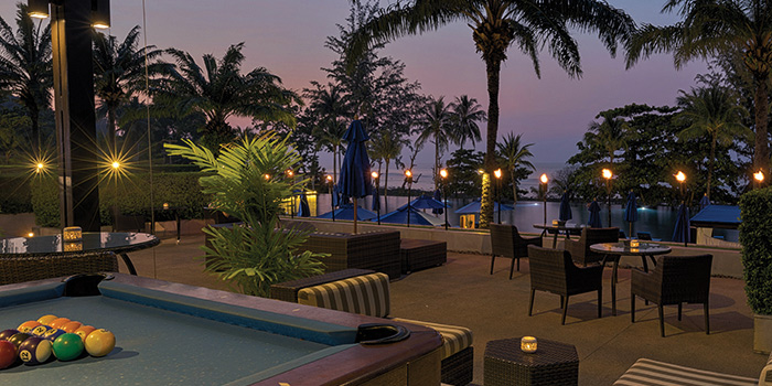 Pool Bar of The Pool Bar in Kamala, Phuket, Thailand