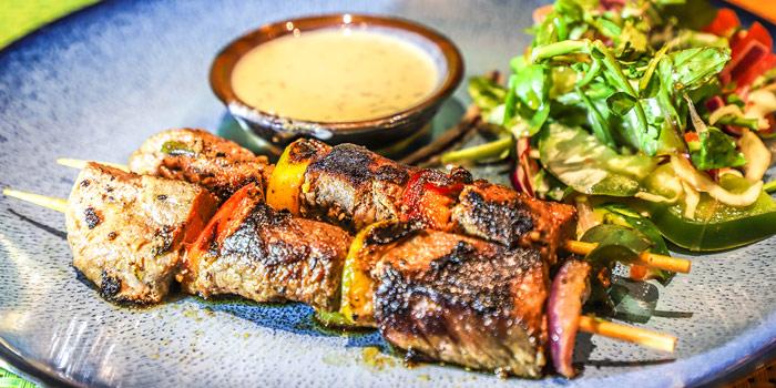 Beef Kebab, AZIZA (Sai Ying Pun), Sai Ying Pun, Hong Kong