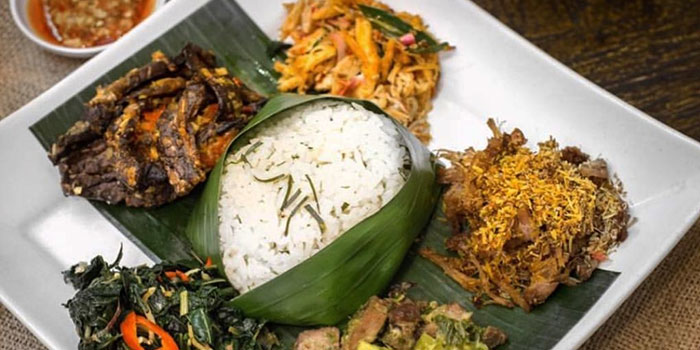 Dish 2 at Beranda Kitchen