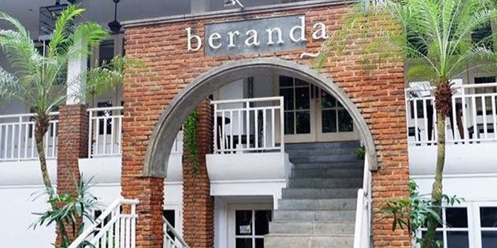 Exterior 4 at Beranda Kitchen