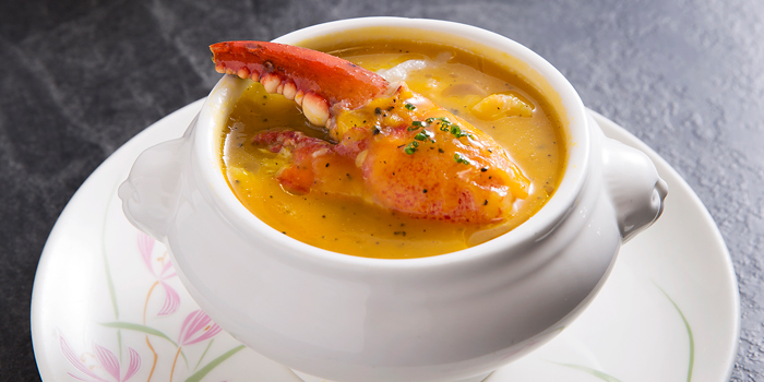 Braised Boston Lobster Soup, Celestial Court Chinese Restaurant, Tsim Sha Tsui, Hong Kong