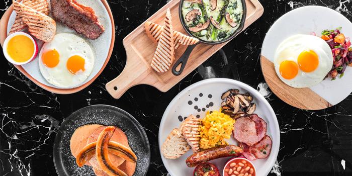 Breakfast Classics, Classified (Sheung Wan), Sheung Wan, Hong Kong
