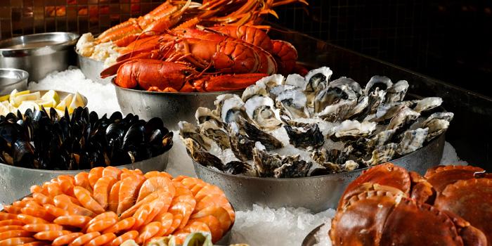 Buffet Seafood Corner, SkyCity Bistro, Chek Lap Kok, Hong Kong