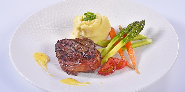 Carpet Steak from Mpire Restaurant & Bar in Telok Ayer, Singapore