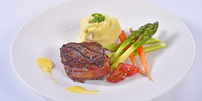 Carpet Steak from Mpire Restaurant & Bar in Telok Ayer, Singapore